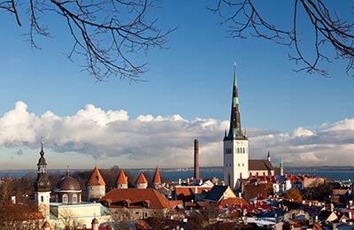 Laiva Helsinki Tallinna