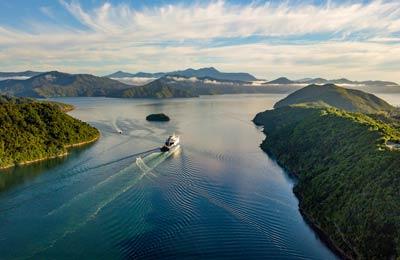 Laiva Uusi Seelanti