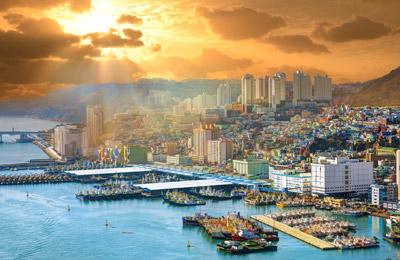 Laiva Korean tasavalta